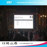 Afficheur LED de location extérieur élevé de la définition P3.91mm