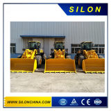 New Cheap 650b 3.5m3 Wheel Loader 5t Price