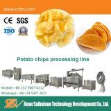 Patatine fritte fresche piene di vendita calde dell'acciaio inossidabile che fanno macchinario