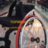 [هي ند] يدويّة [بسكتلّ] رياضة ألومنيوم كرسيّ ذو عجلات