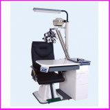 Unidade oftálmica de mesa combinada com gaveta de conjunto de lente de teste (RS300A)