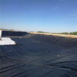 1.25mmのごみ処理の産業HDPE荒い織り目加工のGeomembrane