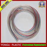 1/2'' ressort en PVC flexible PVC flexible en PVC flexible renforcé de fil en acier