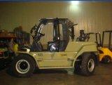 Diesel van de V.N. 10.0t Vorkheftruck met Originele Motor Isuzu met Duplex 5.5m Mast