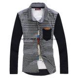 Slim Fit masculina Hotsale Camisolas de algodão