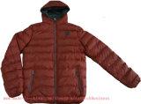 Зимой мужчин средних куртка с мягкими вставками (G001)