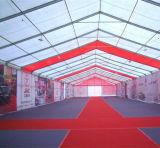 Белый шатер PVC большой алюминиевый для случая и выставки