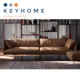現代ホーム家具の居間のソファーの部門別のソファー