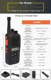 Il walkie-talkie radiofonico bidirezionale VoIP ad alta frequenza 2g/3G WiFi GPS segue il Portable della guida turistica