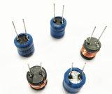 Ferrit-Kernörtlich festgelegte Pin-verbleite Drosselspulen mit RoHS