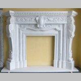 Camino di pietra del marmo di bianco cinese