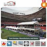 tenda esterna dello stadio del grande di alluminio di 25X50m blocco per grafici della lega con il doppio ponte