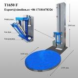 T1650f PLC 통제 자동적인 깔판 뻗기 필름 포장지 또는 감싸는 기계