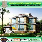 Пожаробезопасная Prefab солнечная зеленая полуфабрикат модульная складывая дом пляжа контейнера