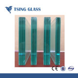 12.38mm Apagar/Bronze/azul/verde/rosa do Vidro laminado