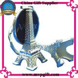 에펠 탑 금속 Keychain 형식 열쇠 고리 (M-MK81)
