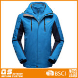 Люди 3 в 1 Breathable куртке спорта зимы