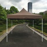 3x3m Café pop up d'acier de plein air tente Gazebo de pliage