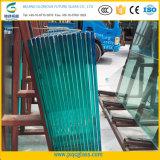 カーテン・ウォールのための高品質8mmの低鉄の緩和されたガラス