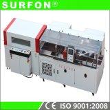 Machine à emballer automatique, système d'enveloppe de rétrécissement de marques de rétrécissement de la chaleur