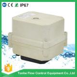 3 Kogelklep van het Water van de manier de Roestvrije Steel304 Gemotoriseerde Afgesloten (T25-s3-c)