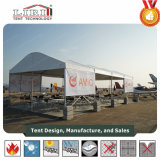 Высокое качество является водонепроницаемым ПВХ ткани Армии военной палатки Китая на заводе