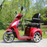 3 roues électriques 500W Moteur Brushless scooter de mobilité pour les personnes âgées