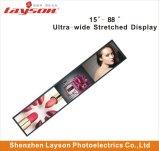 35 '' TFT ultra rekten Staaf wijd Uitgerekte LCD HD Speler, LCD de Vertoning van de Reclame van de Advertentie uit
