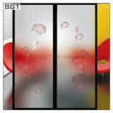 Float Acid Etched/Frosted Galss for Glass Partition