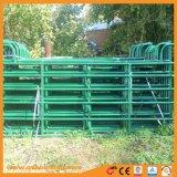 Оцинкованный лошадь Corral во дворе фермы ограждения стальные ограждения панелей
