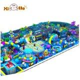 Multicolors&#160 le meilleur marché personnalisé ; Cour de jeu d'intérieur à vendre