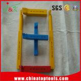 De verkopende Tussenvoegsels van het Carbide van CVD Cnmg PVD Met een laag bedekte Stevige