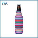 Refroidisseur de bouteille du néoprène de sublimation avec l'ouvreur