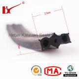 Servicio de OEM con tiras de goma espuma de caucho EPDM de diferentes tamaños