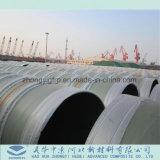 Pijp FRP voor de Afleidingsactie FRP Van uitstekende kwaliteit van het Water van de Elektrische centrale