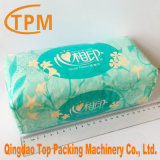 Weiches Pack Tissue Paper Packing Machine mit Vollem-Automatic Paper Packaging Machine
