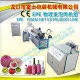 Le pamplemousse rose Machine net d'emballage en mousse
