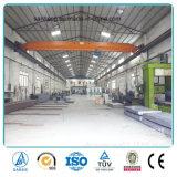 製造の軽量の鋼鉄プレハブの倉庫