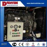 pompe concrète de la remorque 60 80m3/H avec la pompe de pétrole de Kawasaki à vendre