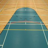 Gymsのためののための総合的なビニールのスポーツのフロアーリング