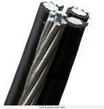 Prix d'usine AAC tous les conducteurs en aluminium ABC tailles de câble en aluminium de câble