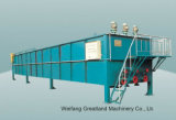 廃水処置 (CAF)のためのキャビテーションの空気浮遊機械