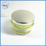 Косметический емкость упаковки акрилового пластика кувшин блендера 100g