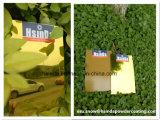 Nieuwe Hoog polijst de Gouden Deklaag van het Poeder van het Suikergoed Gele Transparante