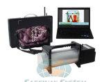 Varredura móvel da raia de X, máquina portátil da exploração - varredor aprovado do FDA para o aeroporto, costumes, polícia, médica