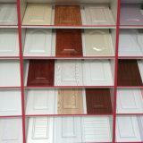 주문을 받아서 만들어진 현대 모듈 나무 및 PVC 부엌 찬장 문