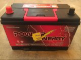 Powerenergy N80mf 12V80ahの鉛の酸の手入れ不要の自動電池