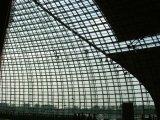 Struttura d'acciaio personalizzata del fascio dello spazio della costruzione del centro commerciale