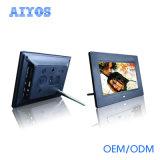 De muur zet LCD Vertoning op Kaart van de Steun BR van het Frame van de Foto van 7 Duim de Digitale en Flits USB
