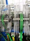 Telar plástico de la circular del bolso de la gasa de vuelta del acoplamiento del PE inteligente automático de los PP